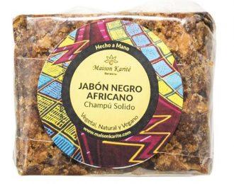 Sabó i Xampú Negre Africà, Maison Karité