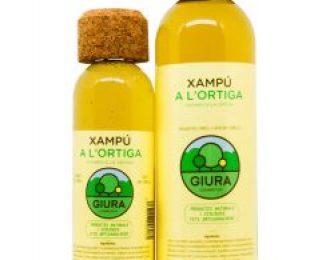 Xampú Ortiga